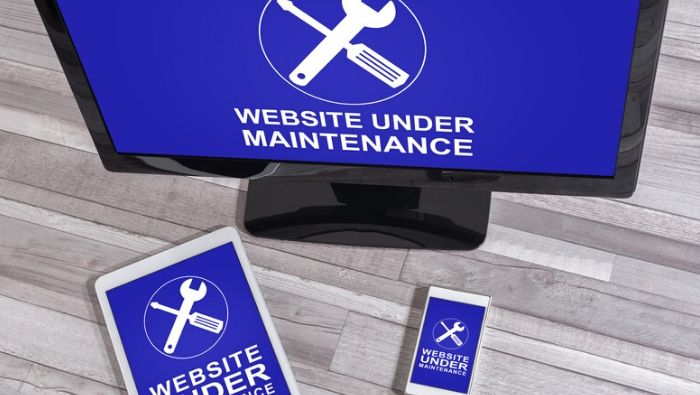 Why Your Website Maintenance Is Important For Functionality & Security
